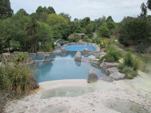 Hot pools!!