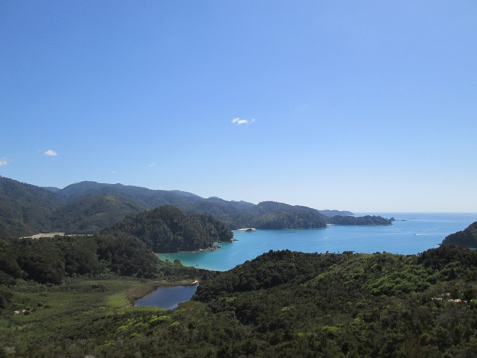 Nelson & The Abel Tasman (deel 1)